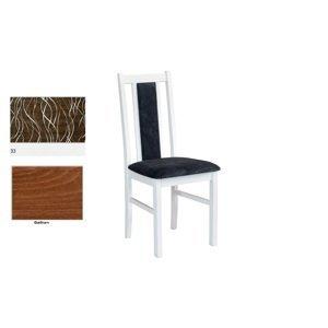 Drewmix Jedálenská stolička BOSS 14 gaštan/ 33