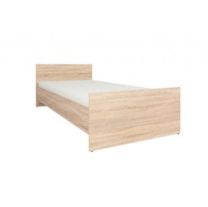 ARTBm Jednolôžková posteľ Nepo / 90