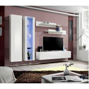 WIP Obývacia stena FLY A4/ biela