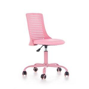 Halmar Detská stolička Pure Prevedenie: ružová