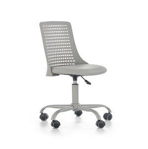 Halmar Detská stolička Pure Prevedenie: Sivá