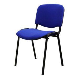 Tempo Kondela Kancelárska stolička ISO NEW modrá výpredaj
