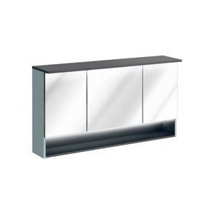 ArtCom Kúpeľňová skrinka BAHAMA sivá 843 zmontovaná