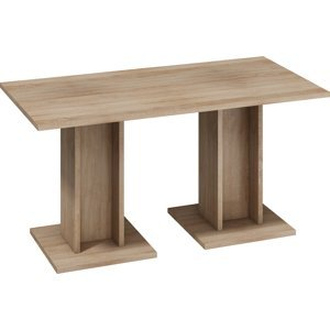 WIP Jedálenský stôl BOND veľký / sonoma svetlá - výpredaj