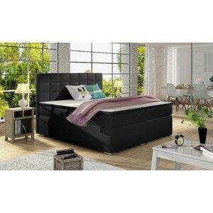 Artelta Manželská posteľ ALICE Boxspring   160x200 cm Alice rozmer: 160x200 cm, Alice farba: Soft 11