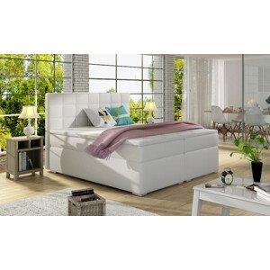 Artelta Manželská posteľ ALICE Boxspring   160x200 cm Alice rozmer: 160x200 cm, Alice farba: Soft 17