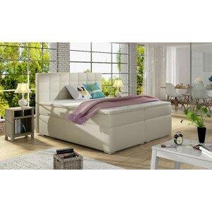 Artelta Manželská posteľ ALICE Boxspring   160x200 cm Alice rozmer: 160x200 cm, Alice farba: Soft 33