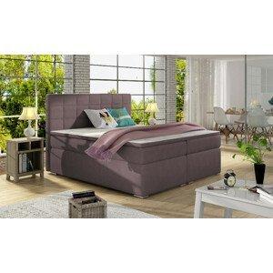 Artelta Manželská posteľ ALICE Boxspring   160x200 cm Alice rozmer: 160x200 cm, Alice farba: Soro 65