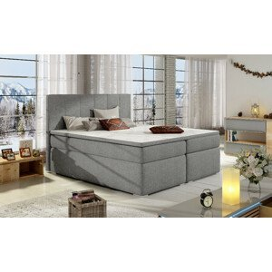 Artelta Manželská posteľ BOLERO Boxspring   180x200 cm Bolero rozmer: 180x200 cm, Bolero farba: Sawana 21