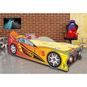 Artplast Detská posteľ Speedy 76