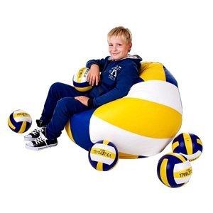 ArtPP Sedací vak Volleyball XXL - PPY-12