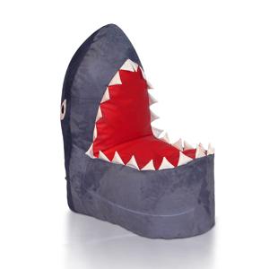 ArtPP Detský sedací vak Žralok - PPY-44