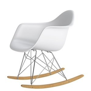 Dizajnová stolička P018RR /inšpirovane RAR/ Farba: Biela