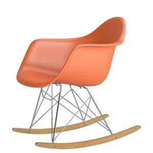 Dizajnová stolička P018RR /inšpirovane RAR/ Farba: Oranžová