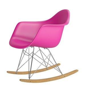 Dizajnová stolička P018RR /inšpirovane RAR/ Farba: Ružová