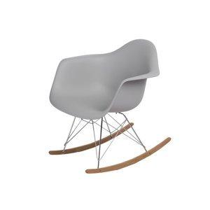 Dizajnová stolička P018RR /inšpirovane RAR/ Farba: Svetlo sivá