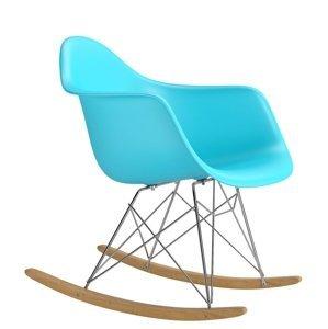 Dizajnová stolička P018RR /inšpirovane RAR/ Farba: Tyrkysová