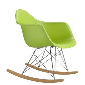 Dizajnová stolička P018RR /inšpirovane RAR/ Farba: Zelená
