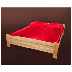 ArtLod Manželská posteľ WIKTOR LR-40.1 Prevedenie: bez roštu