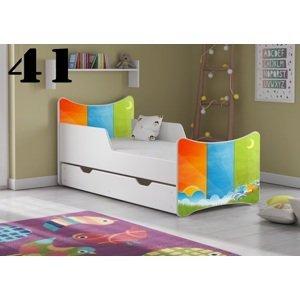 Detská posteľ SMB Pes a mačka 16 Prevedenie: Obrázok č.41