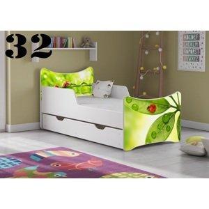 Detská posteľ SMB Pes a mačka 16 Prevedenie: Obrázok č.32