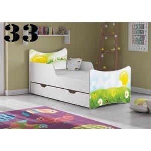 Detská posteľ SMB Pes a mačka 16 Prevedenie: Obrázok č.33