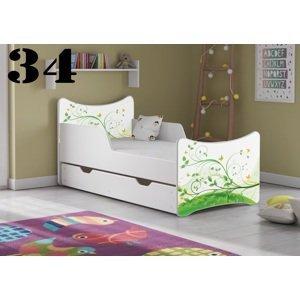 Detská posteľ SMB Pes a mačka 16 Prevedenie: Obrázok č.34