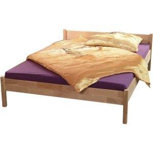 ArtLod Drevená posteľ Torus / 160x200 Prevedenie: bez roštu