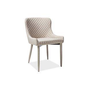 Signal Jedálenská stolička COLIN Farba: Béžová