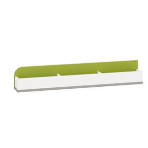 MLnábytok Polička IQ 14 Farba: Zelená