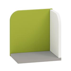 MLnábytok Polička IQ 16 Farba: Zelená