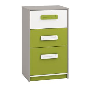MLnábytok Komoda IQ 17 Farba: Zelená