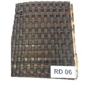 ArtSG Ratanová metráž SG03600 / 100 Farba: RD06 hnedý melír