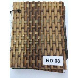Siesta Garden  Ratanový kvetináč SG03046 Farba: RD08 svetlo hnedý melír