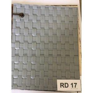 Siesta Garden  Ratanový kvetináč SG03130 Farba: RD17 svetlo sivá