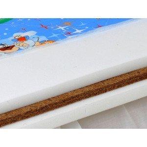 Matratex Detský matrac Bambino plus (zips) Rozmer: 120 x 60 cm