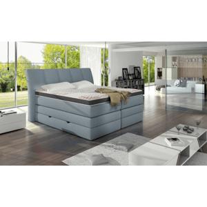 ArtMarz Manželská posteľ Korfu Hard-Top Prevedenie: 160 x 200 cm
