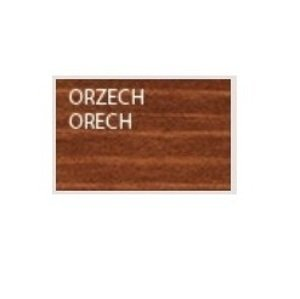 Drewmax Drevená ozdobná studňa MO150 farebné prevedenie: Orech Ø 100 cm