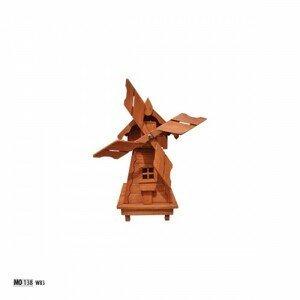 Drewmax Ozdobný veterný mlyn Prevedenie: MO138 - V 83cm