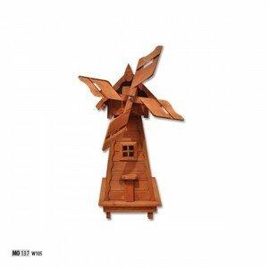 Drewmax Ozdobný veterný mlyn Prevedenie: MO137 - V 105cm
