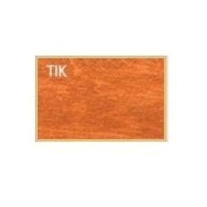 Drewmax Ozdobný drevený kvetináč MO272 Farba: Tik