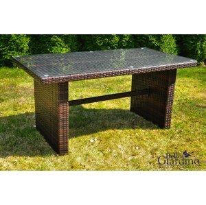 Bello G Záhradný ratanový stôl SM006 Prevedenie: Stôl