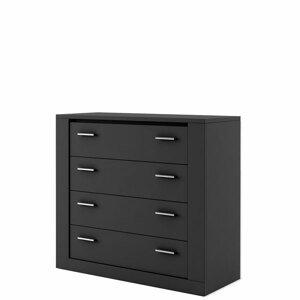 Dig-net nábytok Komoda Idea ID-10 Farba: Čierna