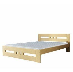 Dolmar Drevená posteľ Roma Prevedenie: 80 x 200 cm