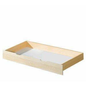 Dolmar Drevená posteľ Roma Farba: skladová zásoba zásuvka borovica