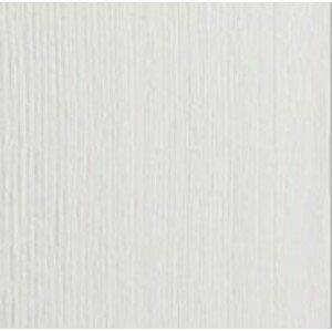 Dolmar Drevená posteľ Roma Farba: Biela, Prevedenie: 80 x 200 cm