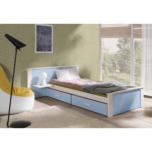 ArtBed Detská posteľ Aldo Plus 80 x 180 cm Prevedenie: Morenie