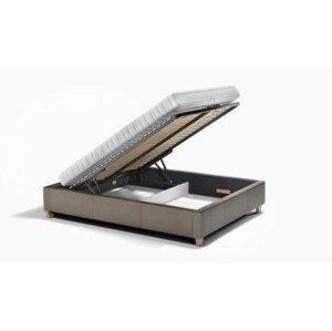 ArtMarz Úložný box pod posteľ MARZ Prevedenie: Otváranie spredu, Rozmer.: 140 x 200 cm