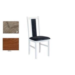 Drewmix Jedálenská stolička BOSS 14 gaštan/ 2