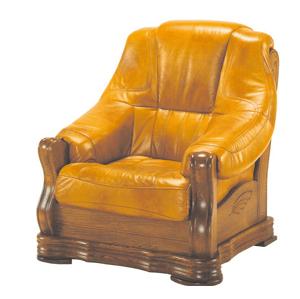 Pyka Kožená sedacia súprava BOZENA Prevedenie: Kreslo